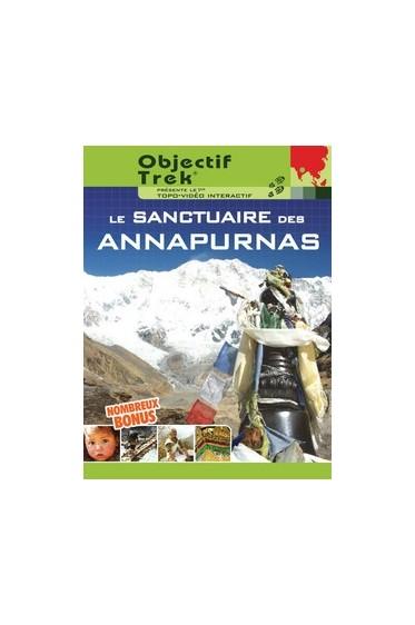 Le sanctuaire des Annapurnas