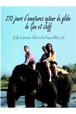 270 jours d'aventures autour du globe de Gen et Jeff