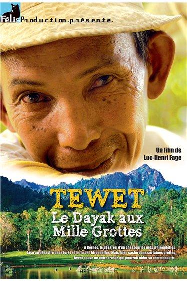 TEWET Le Dayak aux Mille Grottes