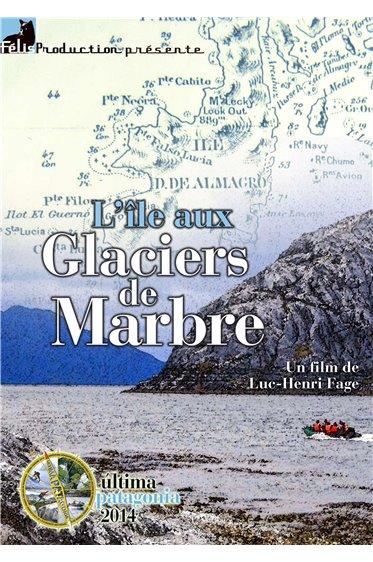 L'ile aux glaciers de marbre