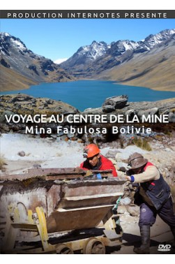Voyage au centre de la mine en Bolivie
