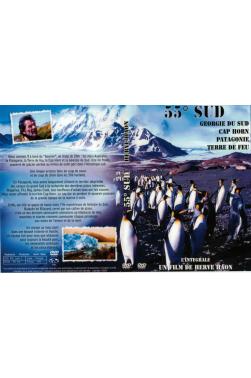 55° Sud, Géorgie du sud, Cap Horn Patagonie, Terre de feu