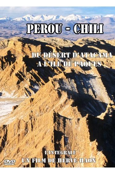 Pérou - Chili, du désert d'Atacama à l'Ile de Pâques